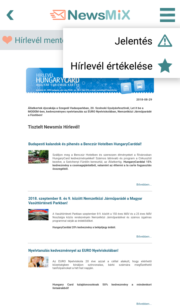 newsmix_hirlevel_menu